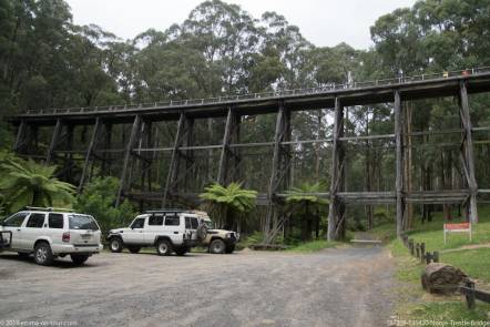 181208 135420 Nooje Trestle Bridge