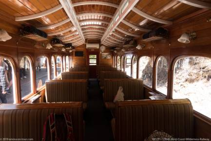 181231 122640 West Coast Wilderness Railway